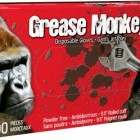 grease monkey nitrile gloves - vancouver caro lab