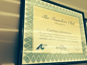 Carolina Laboratories Vanouver