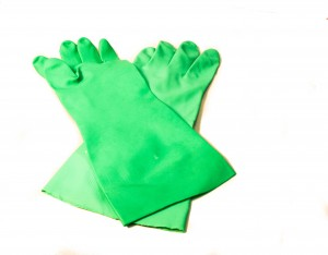 nitrile gloves - vk 15 mil.
