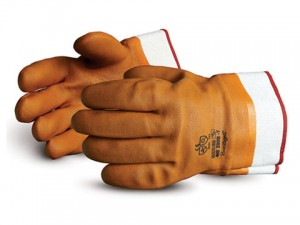 North Sea PVC Winter Gloves
