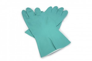 nitrile reuseable gloves - caro lab