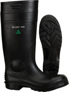VW2 - 1 Journeyman PVC heavy duty Industrial boots