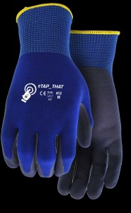 TapThat- Touch Screen Work Construction gloves - Carolina Laboratories Vancouver
