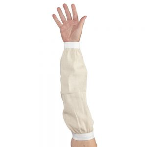 disposable sleeves cotton