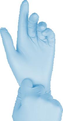 Carolina Laboratories Nitrile Gloves